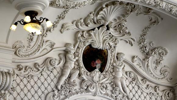 Gran Teatro de La Habana Alicia Alonso. Foto: Ismael Francisco